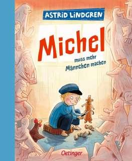 Michel muss mehr Männchen machen Cover