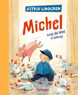 Michel bringt die Welt in Ordnung Cover