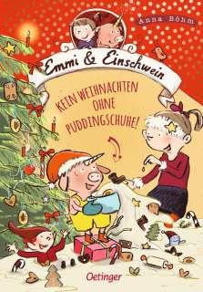 Kein Weihnachten ohne Puddingschuhe! Cover