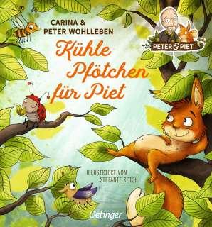 Kühle Pfötchen für Piet Cover