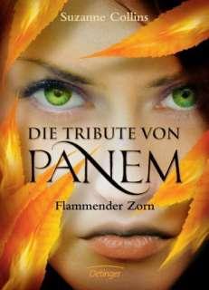 Flammender Zorn- Panem 3 Cover