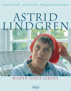 Astrid Lindgren, Bilder ihres Lebens Cover