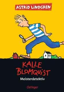 Kalle Blomquist : Meisterdetektiv Cover