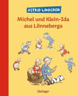 Michel und Klein-Ida aus Lönneberga Cover