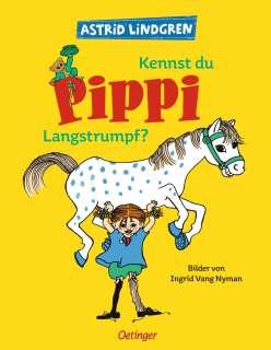 Kennst du Pippi Langstrumpf? Cover