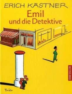 Emil und die Detektive Cover