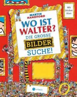 Wo ist Walter? Cover