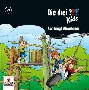 Achtung, Abenteuer! Cover