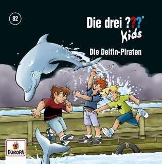 Die Delfin-Piraten (Hörbuch) Cover