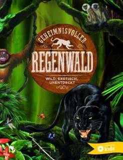 Geheimnisvoller Regenwald Cover