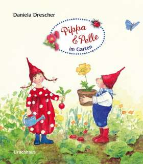 Pippa & Pelle im Garten Cover