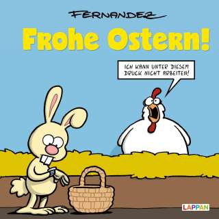 Frohe Ostern! Cover