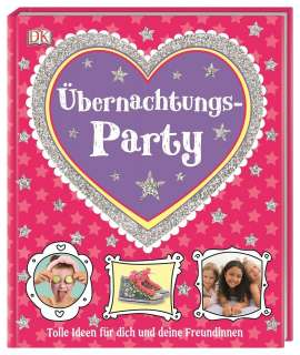 Übernachtungs-Party Cover