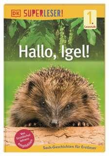 Hallo, Igel! Cover