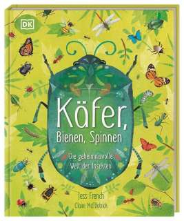 Käfer, Bienen, Spinnen Cover