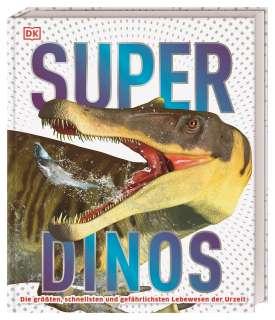 Superdinos Cover