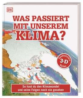 Was passiert mit unserem Klima? Cover