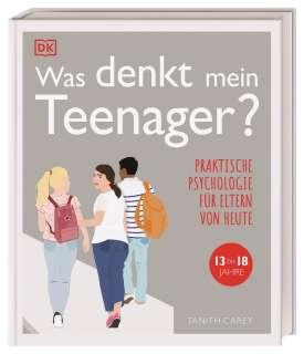 Was denkt mein Teenager? Cover