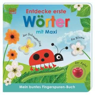 Entdecke erste Wörter mit Maxi Cover