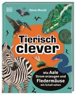 Tierisch clever Cover
