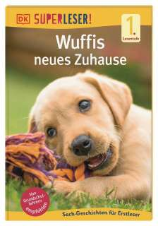 Wuffis neues Zuhause Cover