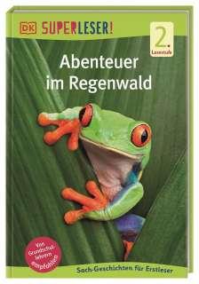 Abenteuer im Regenwald Cover