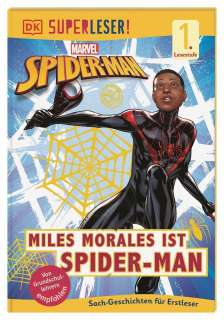 Miles Morales ist Spider-Man Cover
