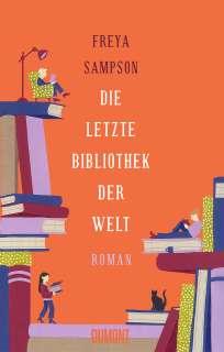 Die letzte Bibliothek der Welt Cover