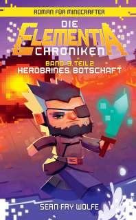 Herobrines Botschaft Cover