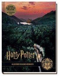 Alles über Schloss Hogwarts Cover