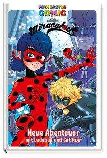 Neue Abenteuer mit Ladybug und Cat Noir Cover