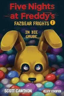 Fazbear Frights - In die Grube Cover