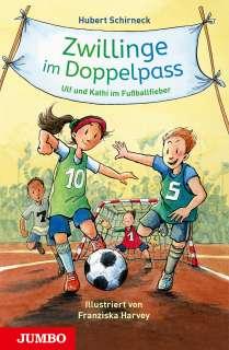 Ulf und Kathi im Fussballfieber Cover