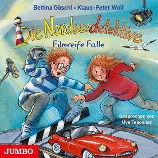 Die Nordseedetektive - Filmreife Falle Cover