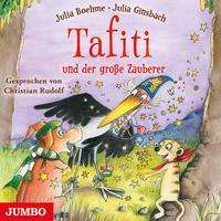 Tafiti und der große Zauberer Cover