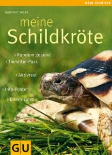 Meine Schildkröte Cover