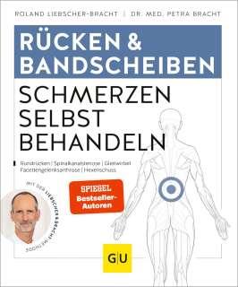 Rücken & Bandscheiben - Schmerzen selbst behandeln Cover
