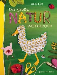 Das grosse Naturbastelbuch Cover