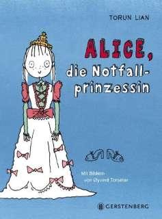 Alice, die Notfallprinzessin Cover