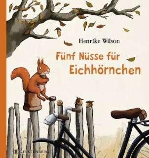 Fünf Nüsse für Eichhörnchen Cover