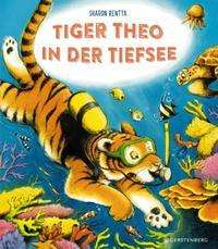Tiger Theo in der Tiefsee Cover