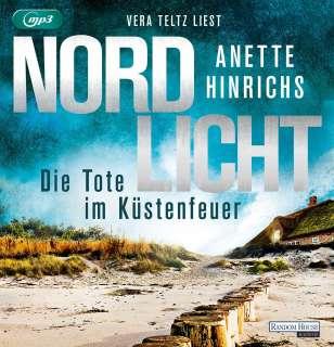 Nordlicht - die Tote im Küstenfeuer Cover