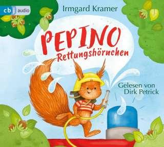 Pepino Rettungshörnchen (CD) Cover