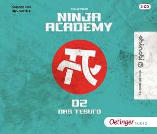 Ninja Academy  Cover