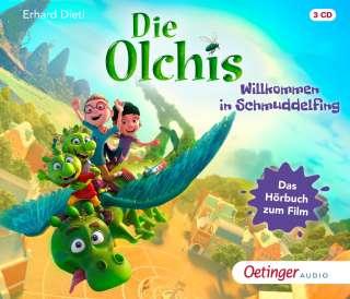 Die Olchis - Willkommen in Schmuddelfing (Hörbuch) Cover