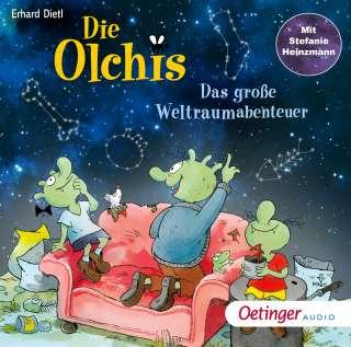 Das grosse Weltraumabenteuer (1 CD) Cover