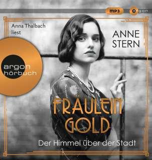 Fräulein Gold : Der Himmel über der Stadt Cover