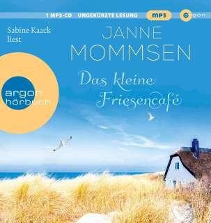 Das kleine Friesencafé (1 MP3-CD) Cover