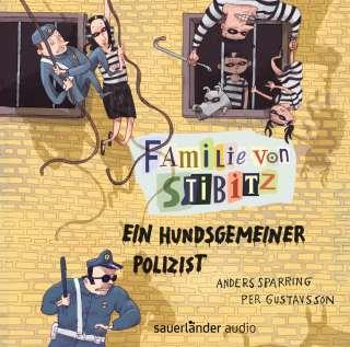 Ein hundsgemeiner Polizist Cover
