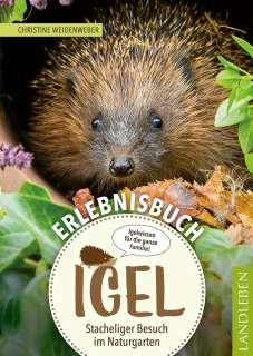 Erlebnisbuch Igel Cover